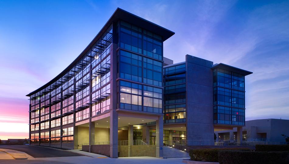 University Of Michigan Medical Science Building